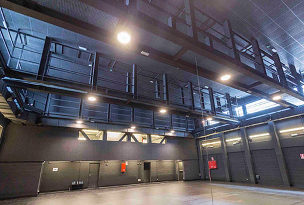 Puntos de Rigging, Sala Tirso CNTC (Madrid)